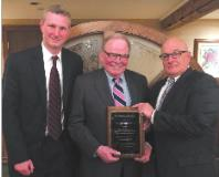 Attorneys Holding Distinguished Service Award