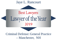 Best Lawyers Lawyer of the Year 2019 Badge